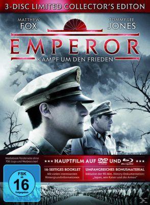 Emperor - Kampf um Frieden Mediabook, Vera Blasi, David Klass
