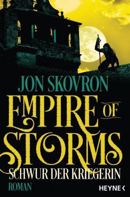 Empire of Storms - Schwur der Kriegerin - Jon Skovron |