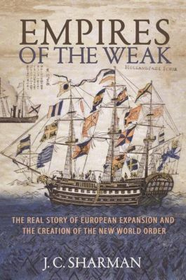 Empires of the Weak, Jason Sharman