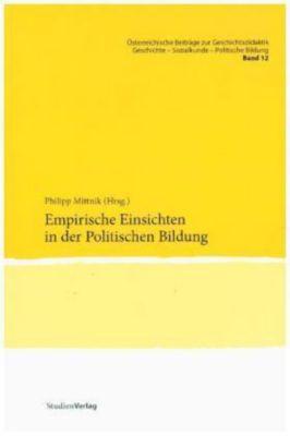 Empirische Einsichten in der Politischen Bildung -  pdf epub