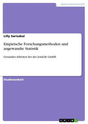 Empirische Forschungsmethoden und angewandte Statistik, Lilly Sarisakal