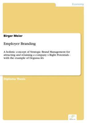 Employer Branding, Birger Meier