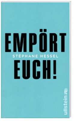 Empört Euch!, Stéphane Hessel