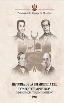 Empresa Peruana de Servicios Editoriales S. A.: Historia de la Presidencia del Consejo de Ministros - Tomo II, Enrique Silvestre García Vega, José Francisco Gálvez Montero