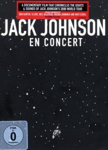 En Concert, Jack Johnson