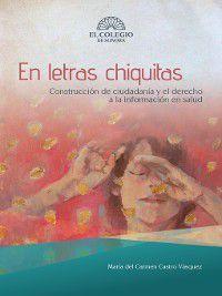 En letras chiquitas, María Castro