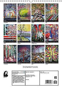 Enchanted Forests (Wall Calendar 2019 DIN A3 Portrait) - Produktdetailbild 13