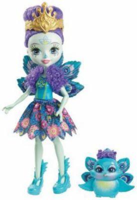 Enchantimals Pfauenmädchen Pippa Peacock, Enchantimals