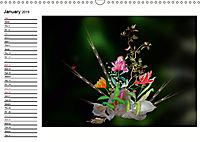 Enchanting Ikebana (Wall Calendar 2019 DIN A3 Landscape) - Produktdetailbild 1