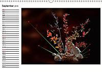 Enchanting Ikebana (Wall Calendar 2019 DIN A3 Landscape) - Produktdetailbild 9