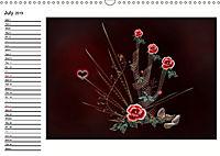 Enchanting Ikebana (Wall Calendar 2019 DIN A3 Landscape) - Produktdetailbild 7