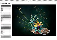 Enchanting Ikebana (Wall Calendar 2019 DIN A3 Landscape) - Produktdetailbild 11