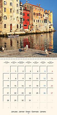 Enchanting Rovinj (Wall Calendar 2019 300 × 300 mm Square) - Produktdetailbild 1