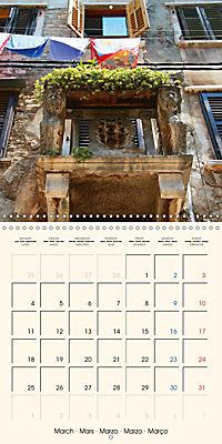 Enchanting Rovinj (Wall Calendar 2019 300 × 300 mm Square) - Produktdetailbild 3