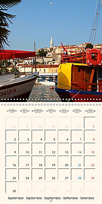Enchanting Rovinj (Wall Calendar 2019 300 × 300 mm Square) - Produktdetailbild 9