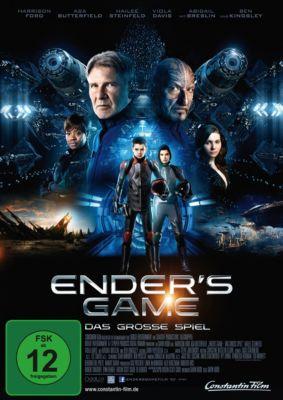 Ender's Game, Orson Scott Card