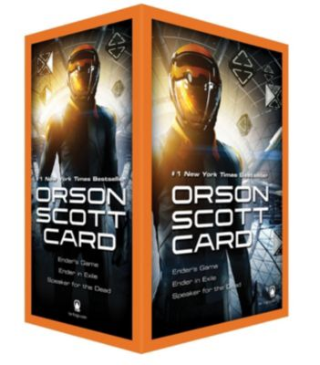 Ender's Game Mti Boxed Set II, Orson Scott Card