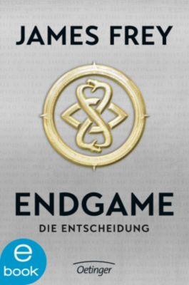 Endgame: Endgame. Die Entscheidung, James Frey