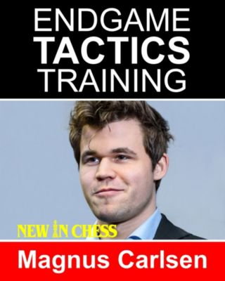 Endgame Tactics Training Magnus Carlsen, Frank Erwich