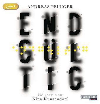 Endgültig, 3 MP3-CDs, Andreas Pflüger