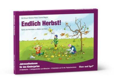Endlich Herbst!, m. Audio-CD -  pdf epub