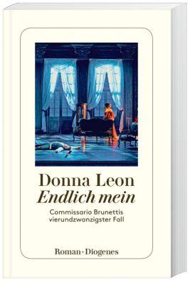 Endlich mein, Donna Leon