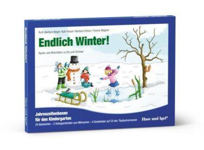 Endlich Winter!, m. Audio-CD -  pdf epub