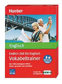 Endlich zeit f r englisch vokabeltrainer 3 audio cds h rbuch for Vokabeltrainer englisch
