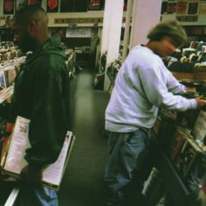 Endtroducing....., Dj Shadow