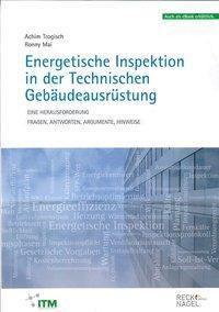 Energetische Inspektion in der Technischen Gebäudeausrüstung