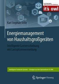 Energiemanagement von Haushaltsgrossgeräten, Karl Stephan Stille