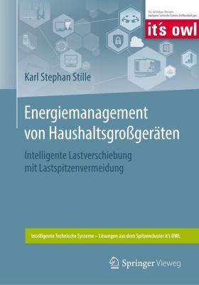 Energiemanagement von Haushaltsgroßgeräten, Karl Stephan Stille