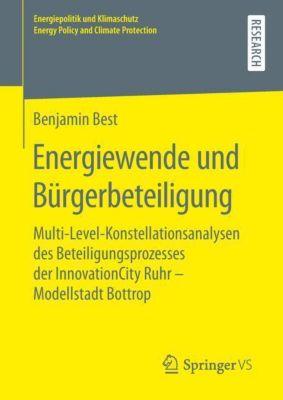 Energiewende und Bürgerbeteiligung - Benjamin Best |