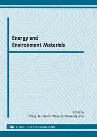 Energy and Environment Materials