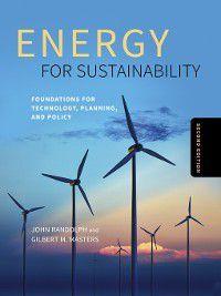 Energy for Sustainability, John Randolph, Gilbert  M. Masters
