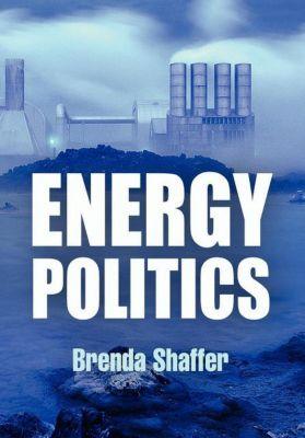 Energy Politics, Brenda Shaffer
