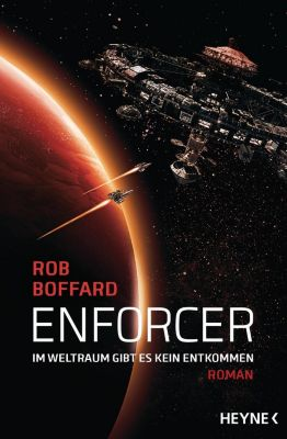 Enforcer - Rob Boffard |