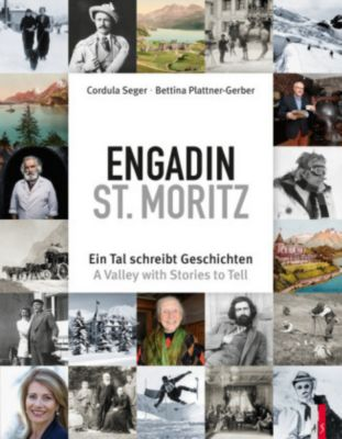 Engadin St. Moritz, Bettina Plattner-Gerber, Cordula Seger