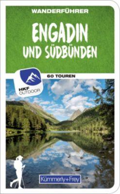 Engadin und Südbünden Wanderführer - Wolfgang Heitzmann pdf epub