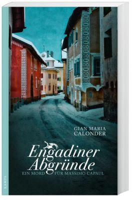 Engadiner Abgründe - Gian Maria Calonder |