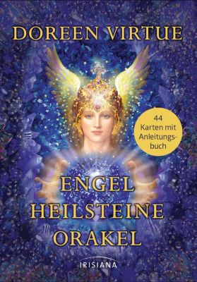 Engel-Heilsteine-Orakel, m. Engelkarten, Doreen Virtue