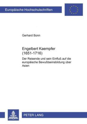 Engelbert Kaempfer (1651-1716), Gerhard Bonn