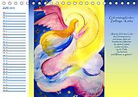 Engelhafter Geburtstagskalender (Tischkalender 2019 DIN A5 quer) - Produktdetailbild 6