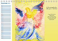 Engelhafter Geburtstagskalender (Tischkalender 2019 DIN A5 quer) - Produktdetailbild 11