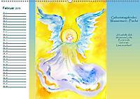 Engelhafter Geburtstagskalender (Wandkalender 2019 DIN A2 quer) - Produktdetailbild 2