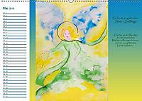 Engelhafter Geburtstagskalender (Wandkalender 2019 DIN A2 quer) - Produktdetailbild 5