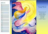 Engelhafter Geburtstagskalender (Wandkalender 2019 DIN A2 quer) - Produktdetailbild 6
