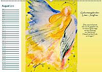 Engelhafter Geburtstagskalender (Wandkalender 2019 DIN A2 quer) - Produktdetailbild 8