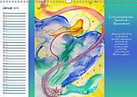 Engelhafter Geburtstagskalender (Wandkalender 2019 DIN A3 quer) - Produktdetailbild 1