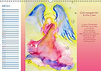 Engelhafter Geburtstagskalender (Wandkalender 2019 DIN A3 quer) - Produktdetailbild 7